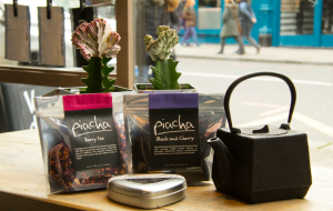 Piacha Tea Bar and Shop