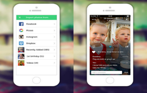 Lifecake in 7 Best Photo Sharing Apps for Families