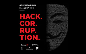 The First Anti-Corruptional Hackathon will be Held in Moldova