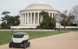 Robot Delivery is Coming to Washington D.C.