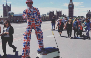 Autonomous Delivery Robots Hit London