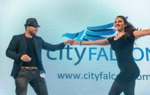 CityFALCON in Startacus