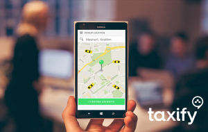 Competition: Win One of Eight Taxify Vouchers!