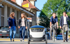 Robot Delivery Company Starship Technologies Raised $17.2 Million in a Round Led by Daimler