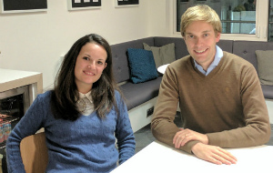 European VC Atomico promotes Carolina Brochado and Teddie Wardi to Partner