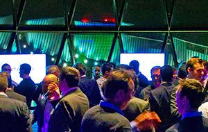 Labs Accelerator Reaches Its Pinnacle at The Gherkin