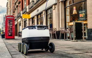 UK's Tesco Starts Using Estonian Delivery Robots