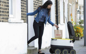 Ohio is Now the Fifth U.S. State to Permit Delivery Robots on Sidewalks