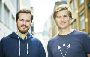 Taavet Hinrikus Hands over CEO Reins at TransferWise to Cofounder Kristo Kaarmann
